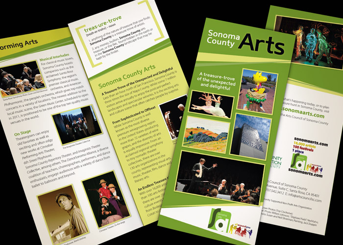 The Arts Council of Sonoma County
