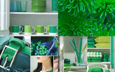 Emerald: Pantone's Color of the Year