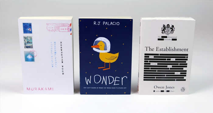 Penguin Random House's Annual Student Design Award