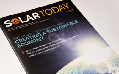 Solar Today Magazine Summer 2019 Issue